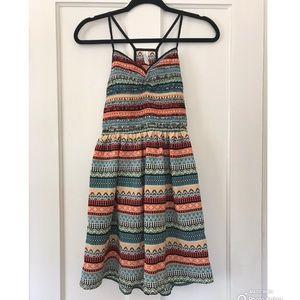 Multi-colored Xhilaration dress